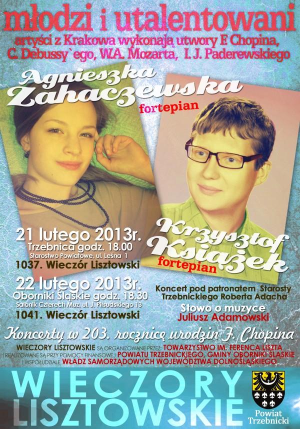 Koncert Lisztowski - 21.02.2013 rok