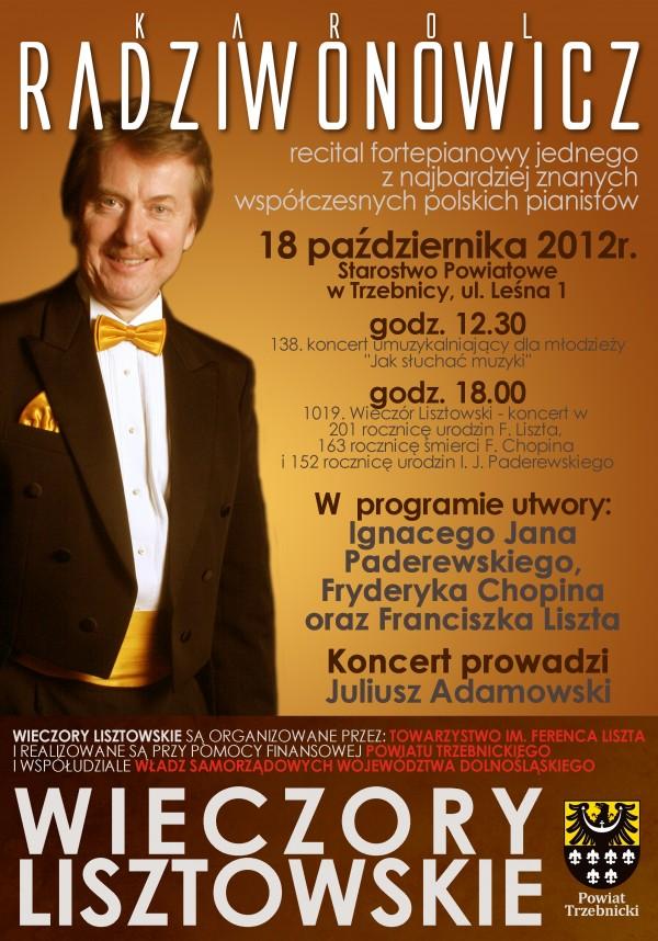 Koncert Liszowski