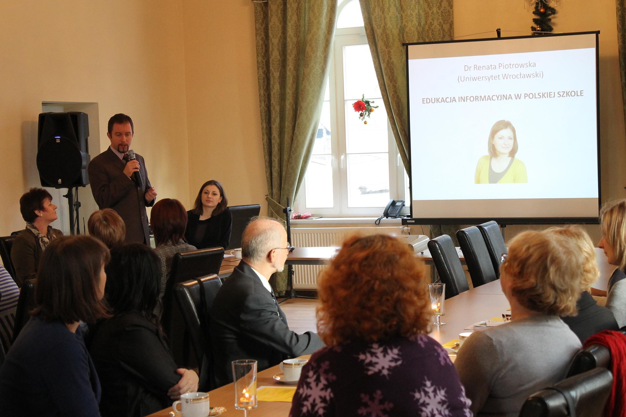 Konferencja Forum Oświaty