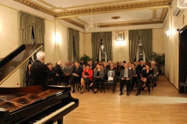 Koncert Lisztowski Wieczorny